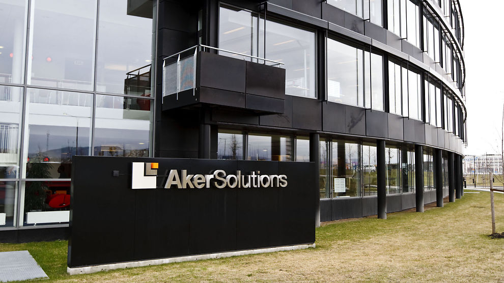 Aker solutions norge