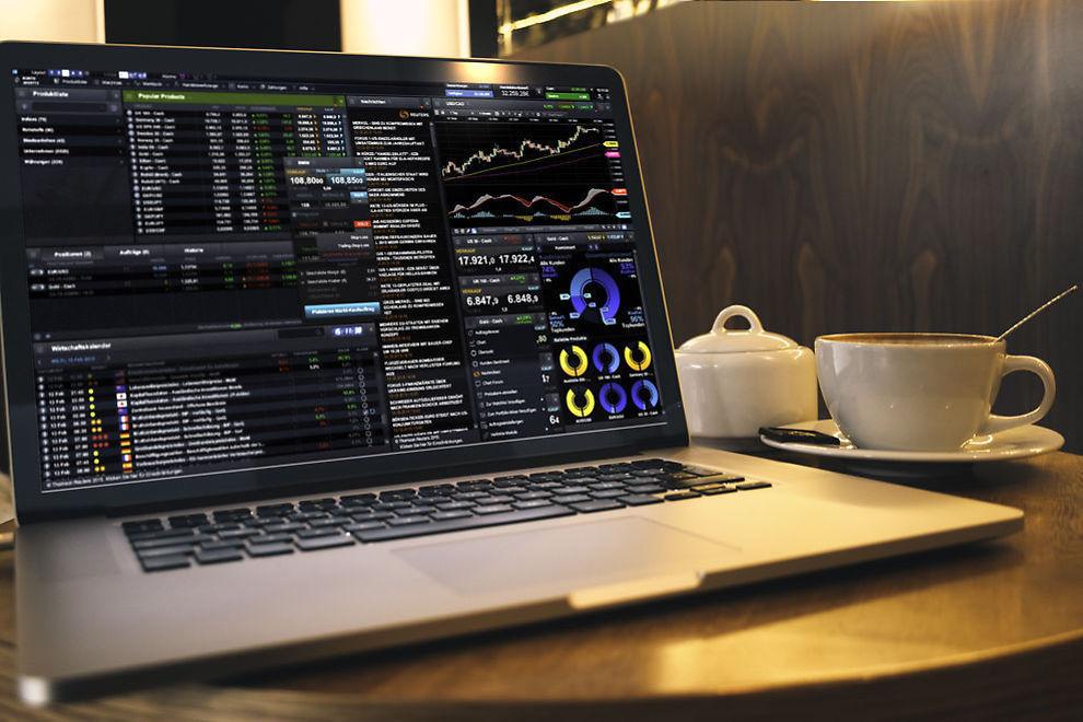 <p>NYTTIG VERKTØY: En oversiktlig handelsplattform med de riktige verktøyene er en av de viktigste faktorene for å lykkes som trader.</p>