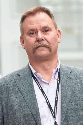 <p>Sikkerhetsekspert i IBM,Tommy Bårdevik.<br/></p>