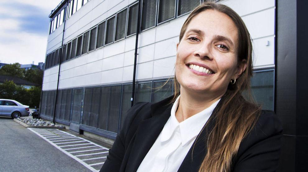 <p>RÅDGIVER: Finanskonsulent Camilla Sagmo Voje i Svea Finans har mange gode råd å komme med til deg som sliter med fakturahåndteringen.</p>