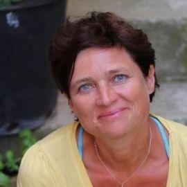 <p>Hjerneforskerne Audrey van der Meer. Foto: NTNU</p>