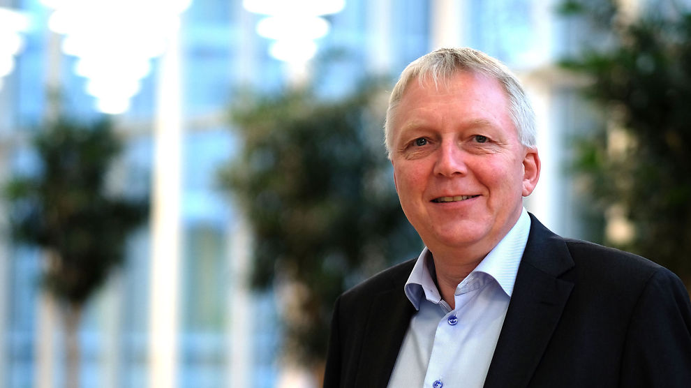 <p><b>STORE KONSEKVENSER:</b>Hackes bedriften din eller rammes av løsepengevirus kan virksomheten bli lammet i flere dager, sier konserndirektør for IT i forsikringsselskapet If, Kjell Rune Tveita. </p>