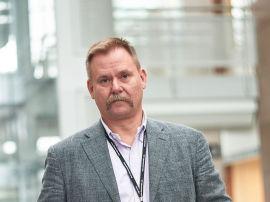 <p><b>IKKE BETAL HACKERE:</b> Sier Tommy Bårdevik, sikkerhetsekspert i IBM</p>