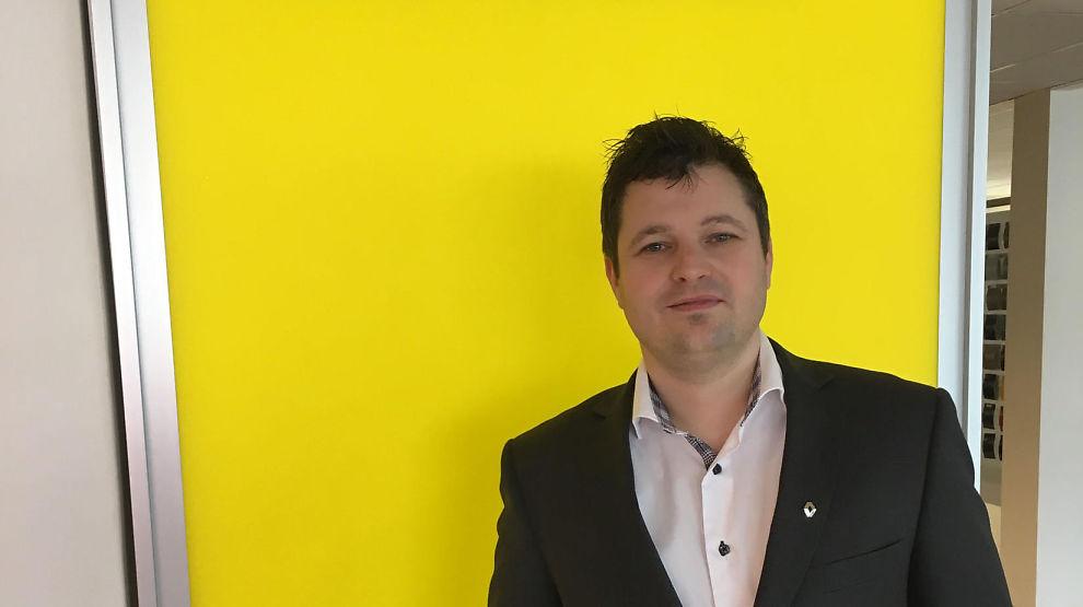 <p><b>POSITIVE:</b> – Støtteordningen kan være med å trigge kundene til å ta i bruk vare- og lastebiler med lavere utslipp, sier Lars Hovland, salgssjef for nyttekjøretøy i Renault Norge.</p>