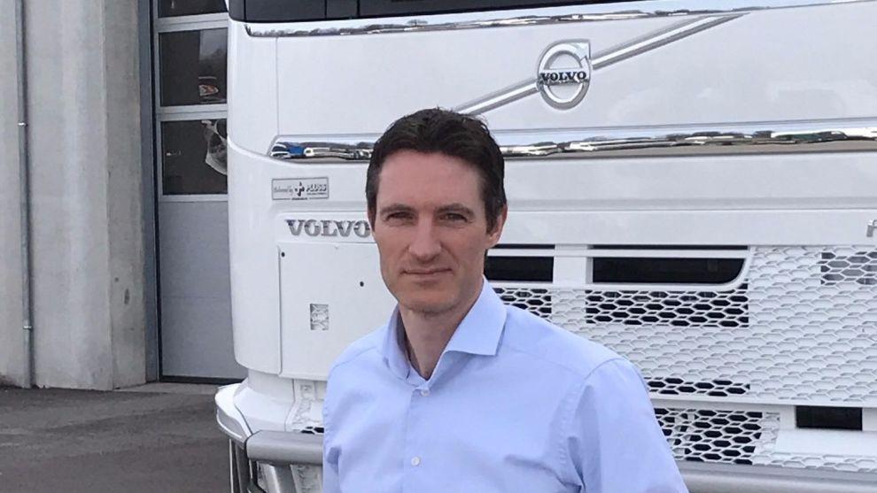 <p><b>DATA GIR MULIGHETER:</b> – Det er mange muligheter til å nyttiggjøre seg av all dataen der ute, og vi er bare i startgropen hvis vi ser dette på lang sikt, forteller Nils Fredriksen, finansdirektør i lastebilforhandleren Volmax.</p>