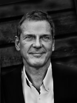 DAGLIG LEDER: Rune Sundland. Foto: Airborne