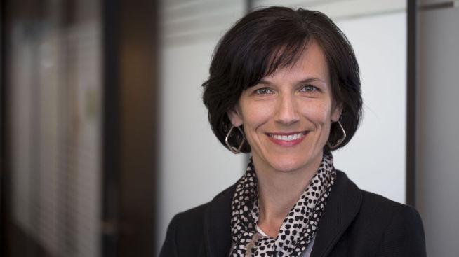 <p>Administrerende direktør i Microsoft Norge, Kimberly Lein-Mathisen.</p>