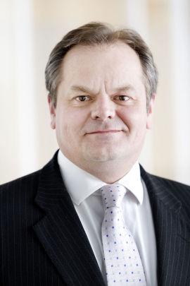 KJENNER SØR-KOREA: Fondsforvalter Knut Harald Nilsson i SKAGEN. Foto: SKAGEN