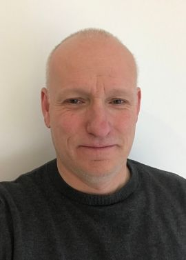Arild Sundal, kvalitet og sikkerhetsleder i Løvaas Maskin.