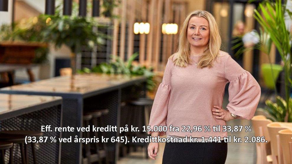 <p/> <p>– De som evner å automatisere, sparer enormt med tid, sier Marianne Ovnerud, kundeansvarlig i Eurocard.</p>