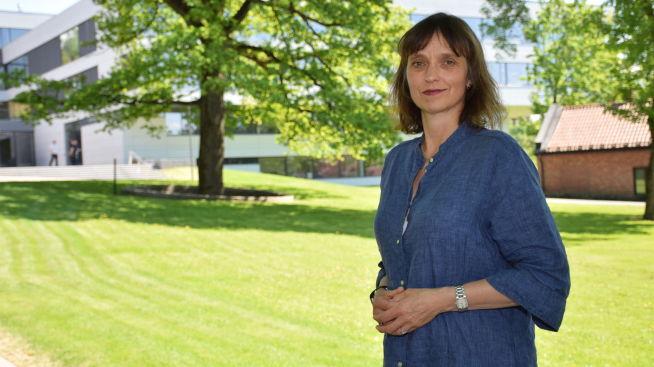 Gerd Petra Haugom er sjefingeniør i DNV GL og samarbeider med en rekke aktører om å ta i bruk hydrogen som drivstoff i skipsfart.