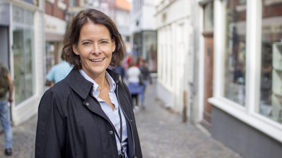 Investeringsdirektør Alexandra Morris i SKAGEN Fondene.