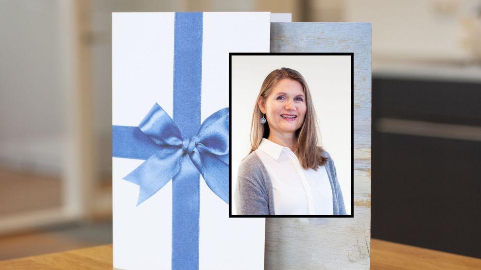 <p><b>GAVE SOM KAN VOKSE</b>: – Mange som kjøper gavebrevet mener at ungene får for mye til jul eller at de får ting som de ikke trenger eller som de går fort lei av, forteller Bodil Hauge Økland, finansiell rådgiver i SKAGEN Fondene.</p>