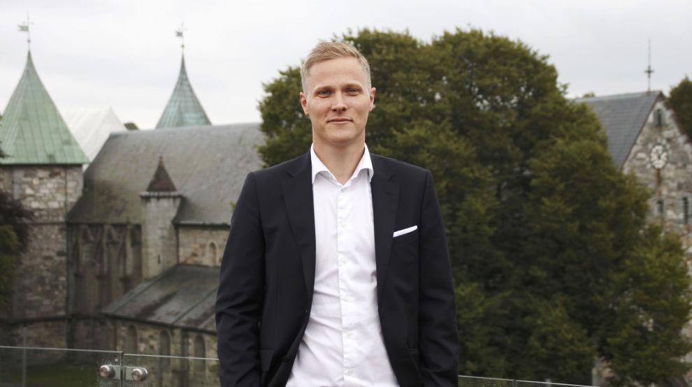 <p>Stein Svalestad, fondsforvalter i SKAGEN Fondene.</p>