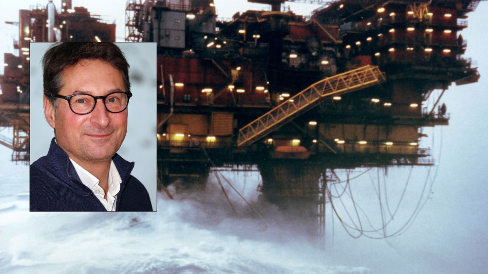 <p><b>SKAL STÅ TRYGT:</b> DNV GL sitter med mye av den fremste ingeniørkompetansen på hva som gjør strukturer trygge. I Norge brukes denne kompetansen av de fleste aktørene offshore, forteller Rune Torhaug -selskapets myndighetskontakt mot EU.</p>