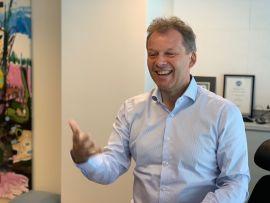 <p>Pål Bergskaug er direktør for formuesforvaltning Norge, i SKAGEN Fondene. Selv liker han å kalle seg leder for kunderådgiverne.</p> <p>FOTO: SKAGEN Fondene</p>