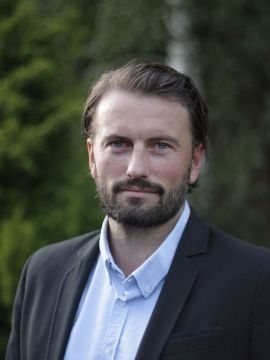 Omar Retterstøl Langset, Deputy Chief Technology Officer & Head of IT and Applications i Altibox. Foto: Altibox
