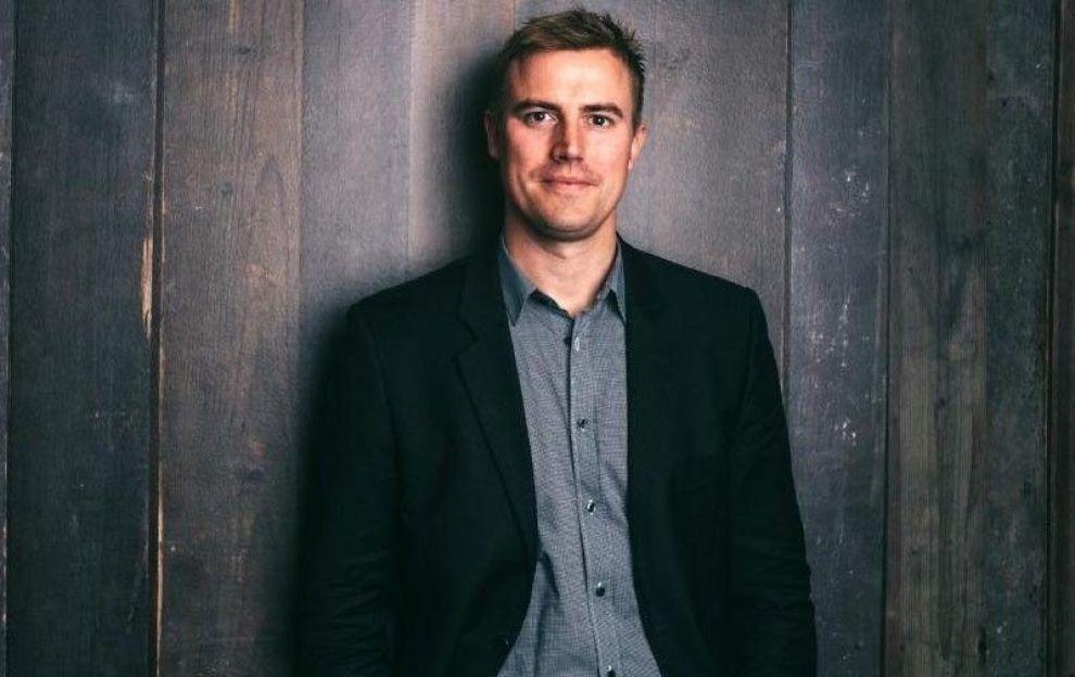 <p>Gründer og co-founder i Kameo, Sebastian Martens Harung. FOTO: Kameo</p>