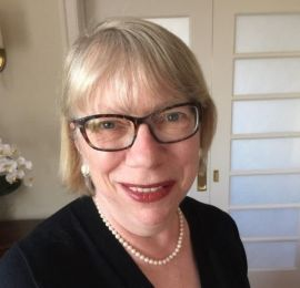 <p>Barbara J. Krumsiek, er en nestor innen bærekraftige investeringer.</p>