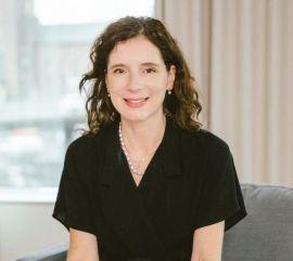 <p>Prosjektleder for nyttårskonferansen, Anna Marcus, er stolt av arrangementet.</p>