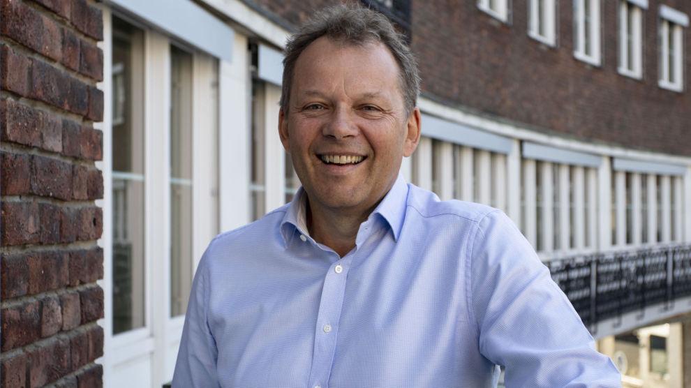 <p>Pål Bergskaug i SKAGEN Fondene.</p>