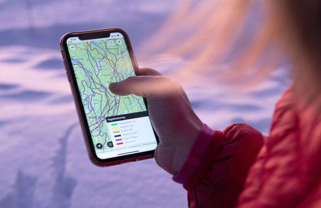 <p>I appen får du oppdatert innhold fra Skiforeningen, blant annet vises preppestatus og føremeldinger på en enkel og brukervennlig måte.</p>